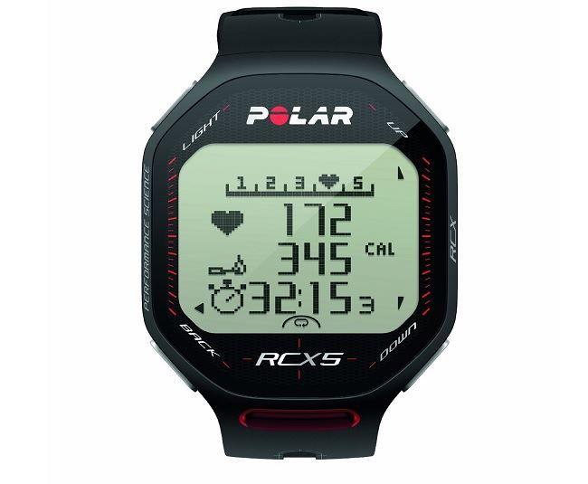 часы с GPS Polar RCX5