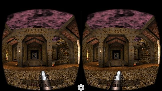 Quake for Google Cardboard