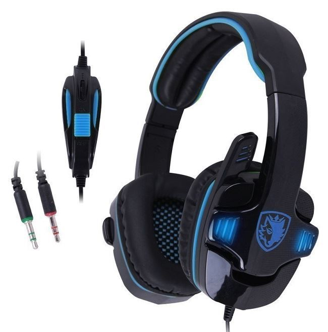 SADES SA-708 Stereo Gaming Headphone Headset