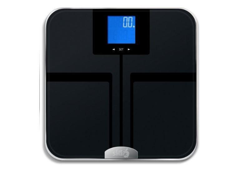умные весы EatSmart Precision GetFit Digital Body Fat Scale