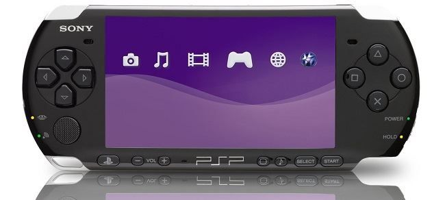 консоль Sony PlayStation Portable 3000 Core Pack System