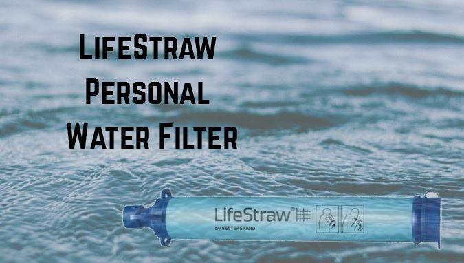 походный фильтр LifeStraw