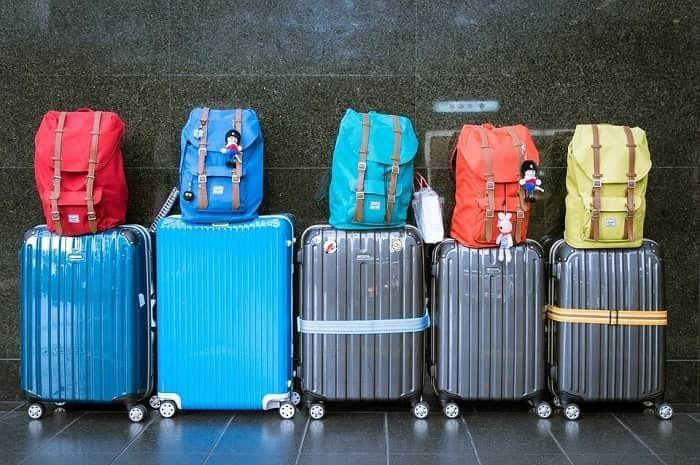 обзор умных чемоданов