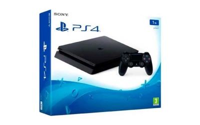 Обзор Sony PlayStation 4 Slim