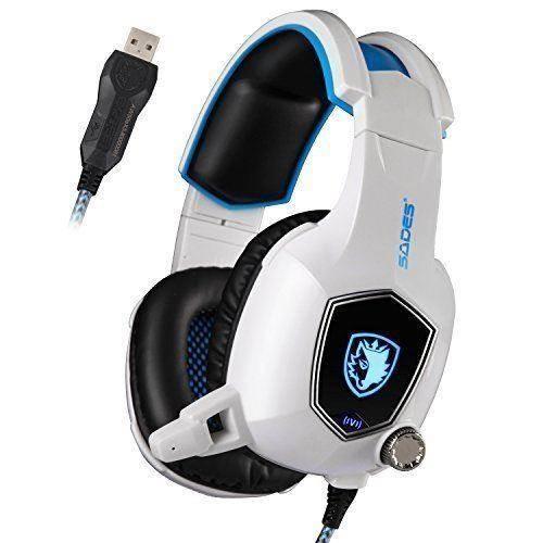 Sades AW50 Headset