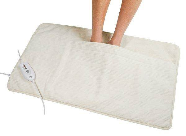 best heated cushion with foot pocket