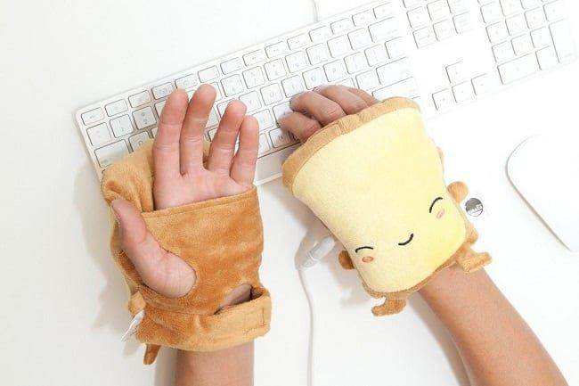 usb handwarmers: photo