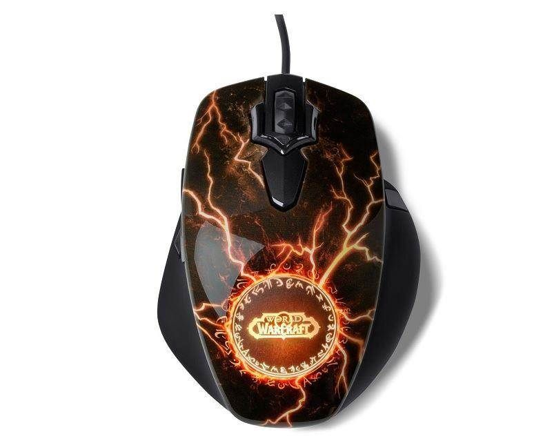 gaming mouse SteelSeries World of Warcraft Legendary
