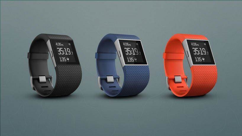 Detailed comparison of Fitbit Flex, Fitbit Charge HR and Fitbit Surge