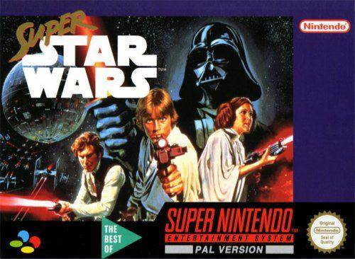 Super Star Wars game