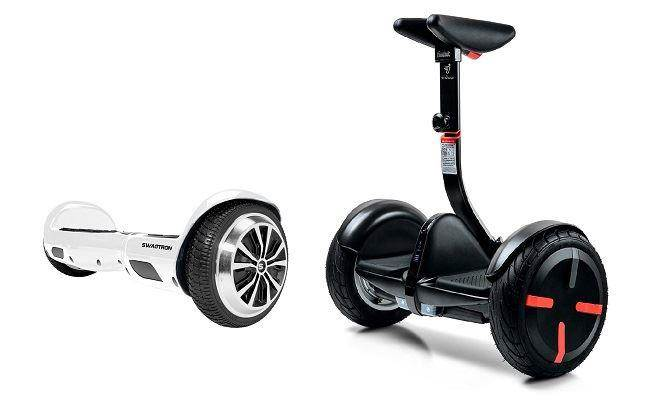 segway & hoverboard