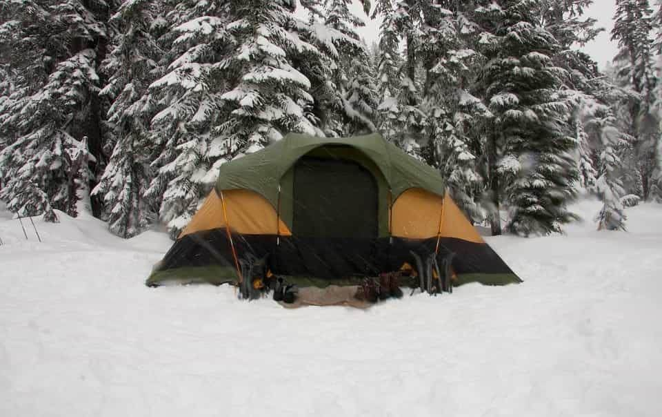 how to pick a tent heater
