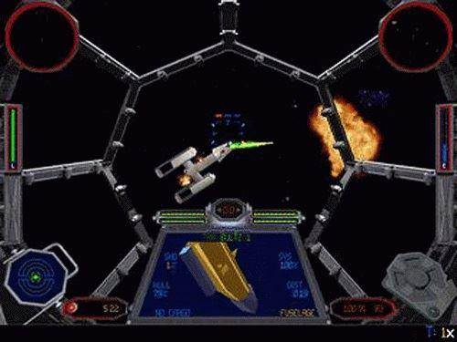 Star Wars: Tie Fighter 1994