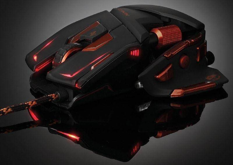 The best mouse for MMORPG