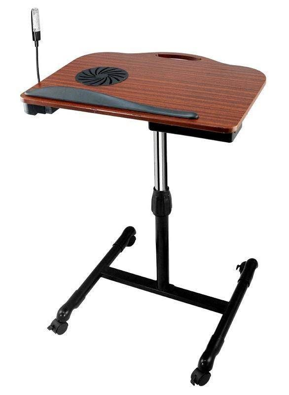 Tsir Tech® TT-LD82 cooling laptop table