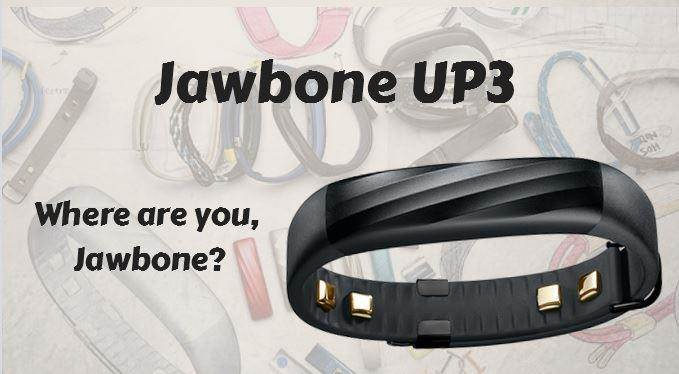 fitness tracker jawbone up3