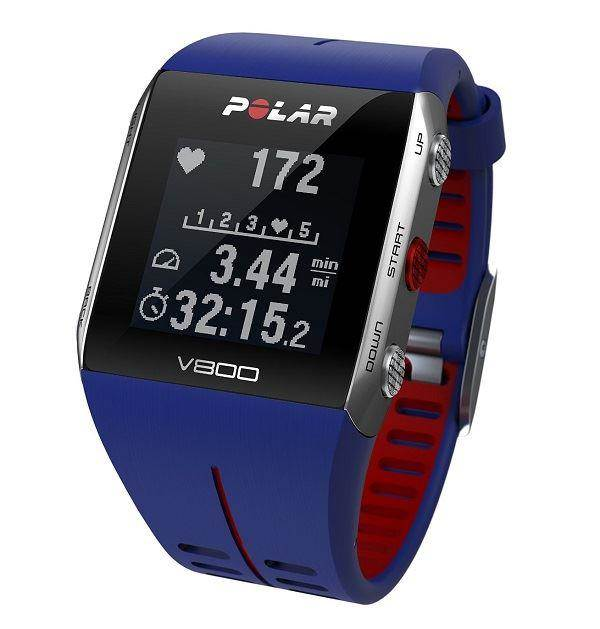 Polar V800 GPS Sports Watch with Activity Tracker & Heart Rate Monitor