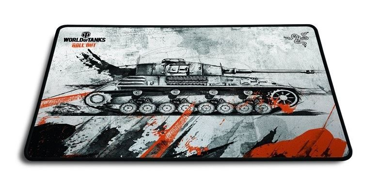 Razer Goliathus world of tanks