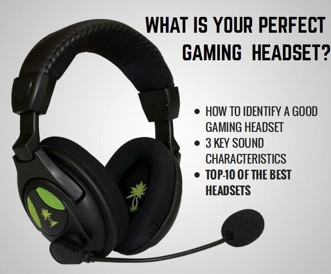 Review of the Best Gaming Headsets