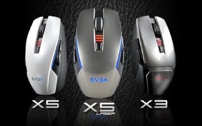EVGA TORQ x5l, x5, x3 Gaming Mice Review