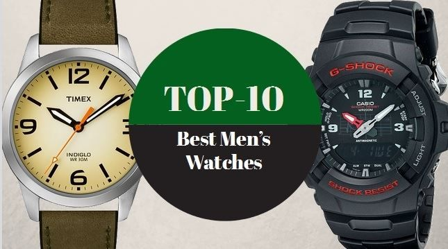 Best Selling Men's Watches in 2015