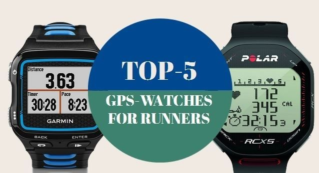 best GPS watches for running