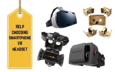smart phone virtual reality headsets