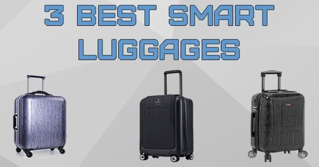 2d396c65c005 Best Smart Suitcases and Smart Luggage Accessories from  5 to  569 ...