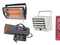 How to Pick a Garage Heater: Five Best Propane & Electric Models
