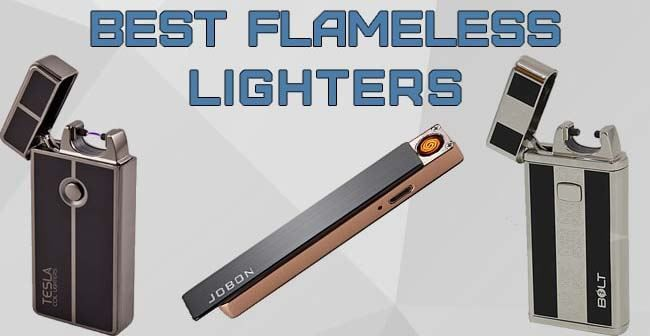 best flameless usb lighter