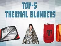 The best survival blanket (emergency blanket, space blanket) that keep you warm: Comparative Review