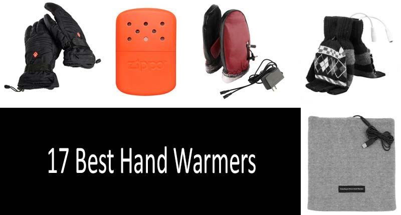 TOP-17 Best Hand Warmers to Keep You Warm This Winter [2018 ... on