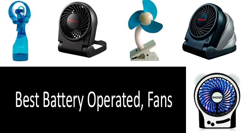 Top 15 Battery Ed Fans 3 To 63