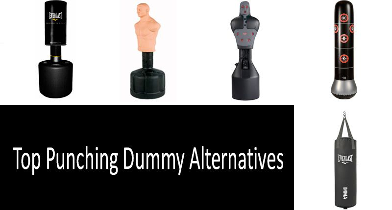 It Is Not Just A Free Standing Punching Bag But Mannequin Shaped One Made Of Rubber That Fully