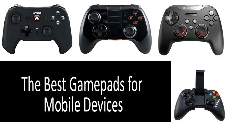 Best Gamepads for Android