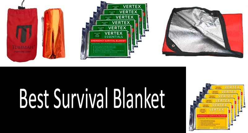 best thermal blankets