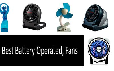 Best Battery Operated, Fans: photo