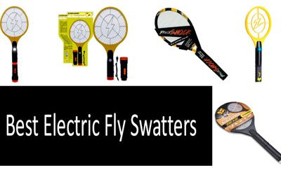 Best Electric Fly Swatters: photo