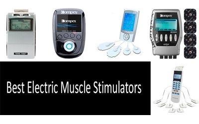 5 Best Electric Muscle Stimulators: photo