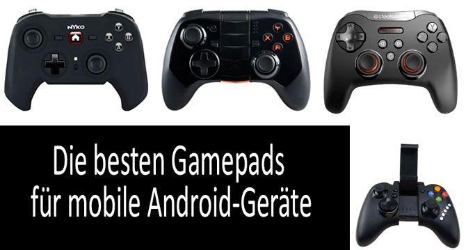 Bewertung Der Besten Android Controller Von Steelseries Samsung