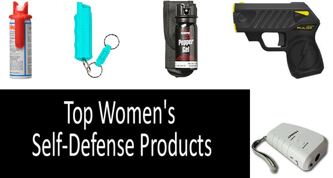 Top 17 Self Defense Products From 5 To 395 Buyer S Guide 2020