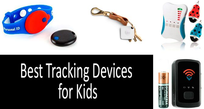 Best Tracking Devices for Kids