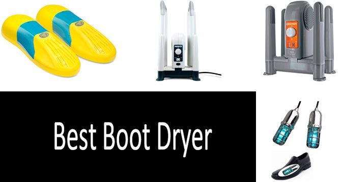 c7f4124e0f2 TOP-11 Best Boot Dryers from  16 to  80 in 2019 - Gadgets Reviews