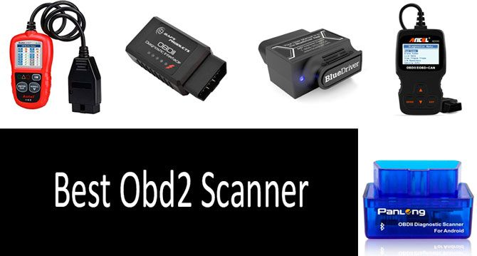 Best obd2 scanner for the money
