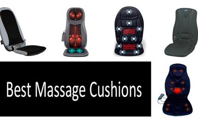 Best Vibrating and Shiatsu Massage Cushions