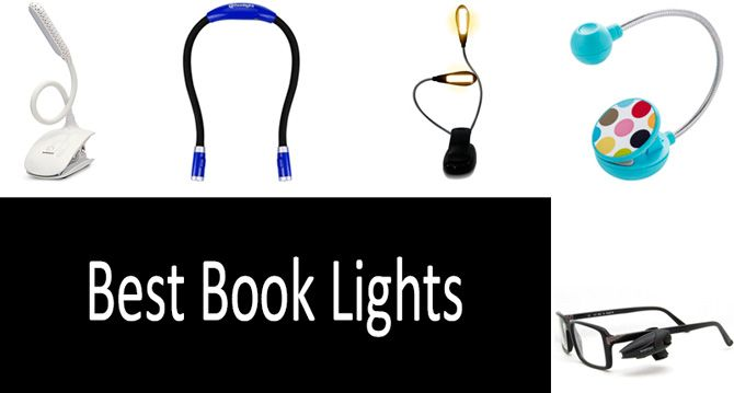 Best Book Light New TOP60 Best Book Lights In 60 From 60 To 360