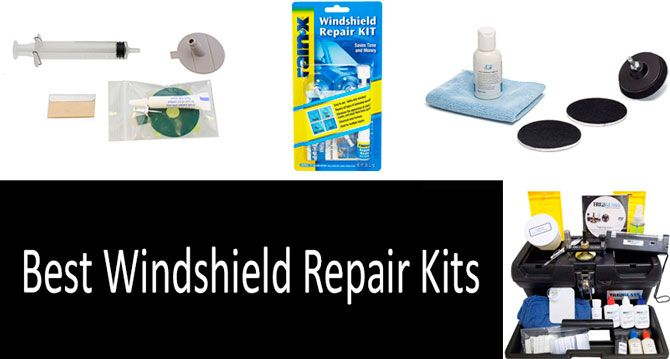 Windshield Repair Kit >> Top 5 Best Windshield Repair Kits In 2019 From 7 To 290