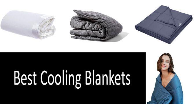 TOP 6 Best Cooling Blankets  2df682153