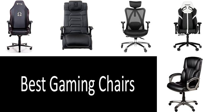 Peachy 14 Best Gaming Chairs From 89 To 409 Complete Buyers Ibusinesslaw Wood Chair Design Ideas Ibusinesslaworg