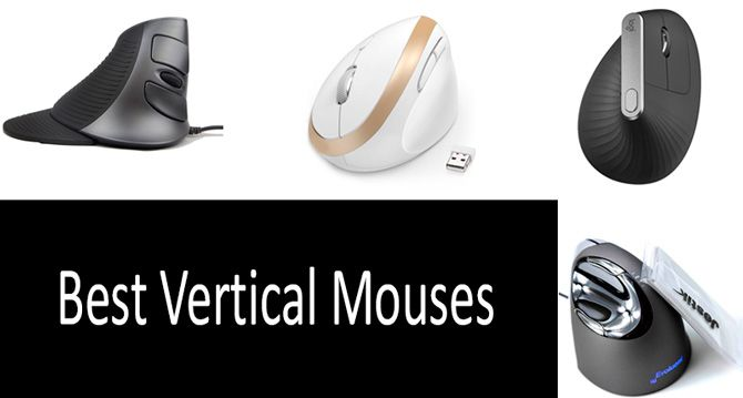 TOP-5 Best Vertical Mouses in 2019 from $16 to $41